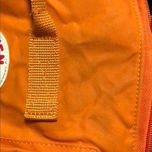 Fjallraven Bags - Fjallraven Kanken Orange Regular Backpack